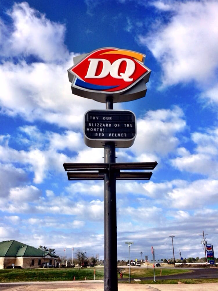 Dairy Queen: 200 Ross Sterling, Anahuac, TX