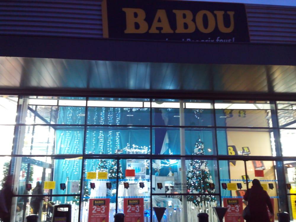 Babou magasin discount zone commerciale du vignoble - Zone commerciale amiens nord ...