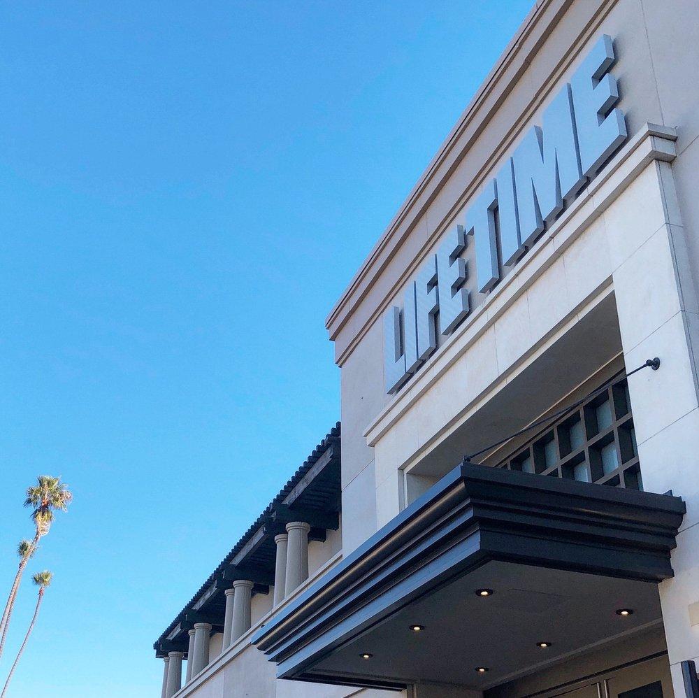 Life Time: 1055 Wall St, La Jolla, CA