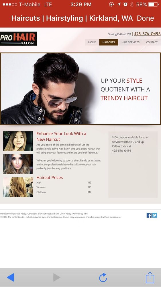 Pro Hair Salon 31 Photos 17 Reviews Hair Salons 949 6th St S