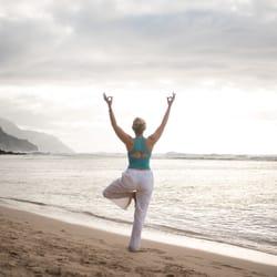 Photo Of Kauai Yoga On The Beach Kapaa Hi United States Private