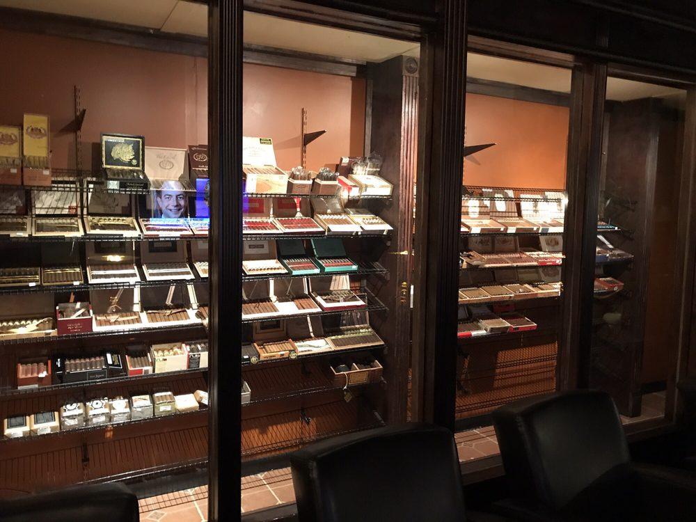 Ernesto's Cigar Lounge and Bar: 321 Reid's Allley, Petoskey, MI