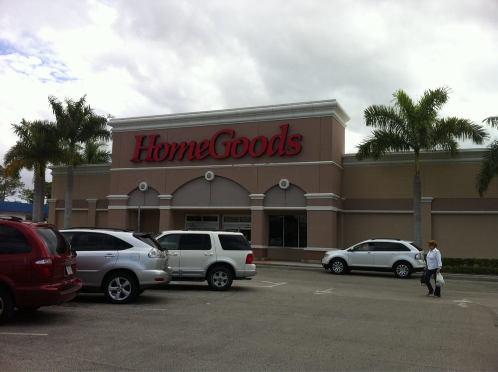 Homegoods Home Decor 7141 Cypress Lake Dr Us 41 Fort Myers Fl Phone Number Yelp