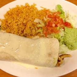 Photo Of El Patio Mexican Restaurant   Troy, MI, United States. GRANDE  BURRITO