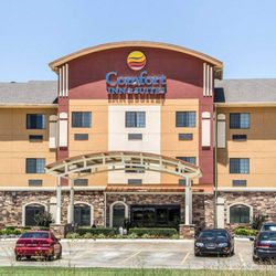 Photo Of Comfort Inn Suites Glenpool Jenks Ok United States