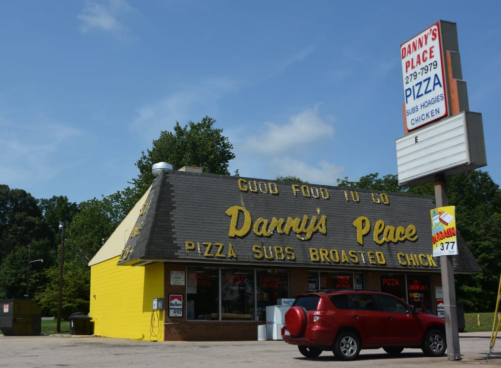 Danny's Place: 603 W Main St, Rockwell, NC