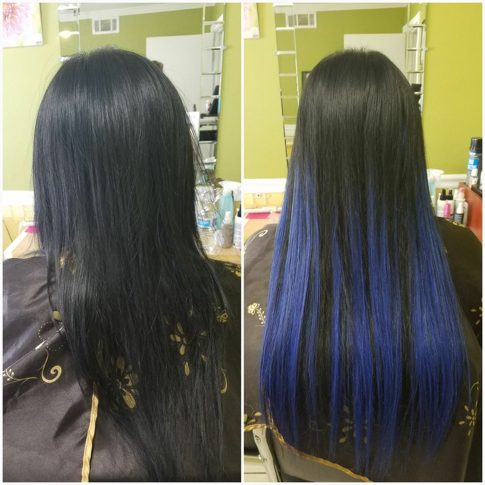 Hair extension by t yelp photo of cis salon san jose ca united states hair extension by pmusecretfo Image collections