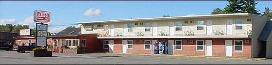 Pamola Motor Lodge: 973 Central St, Millinocket, ME