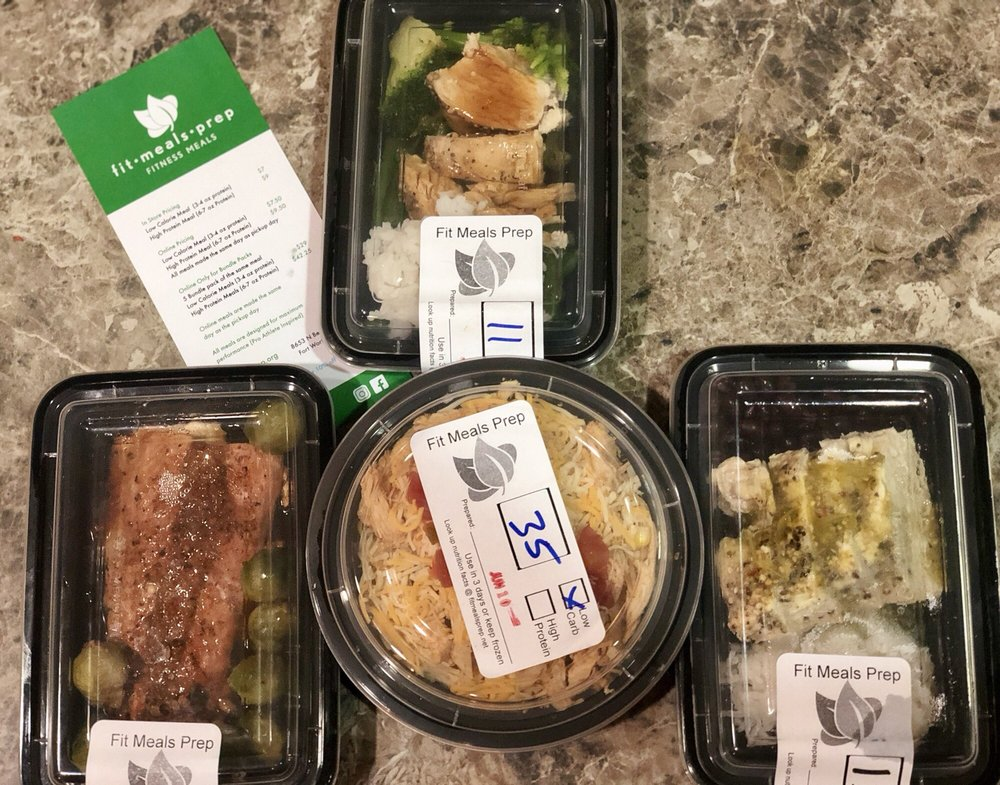 Fit Meals Prep - Health Markets - 8653 N Beach St, Fort