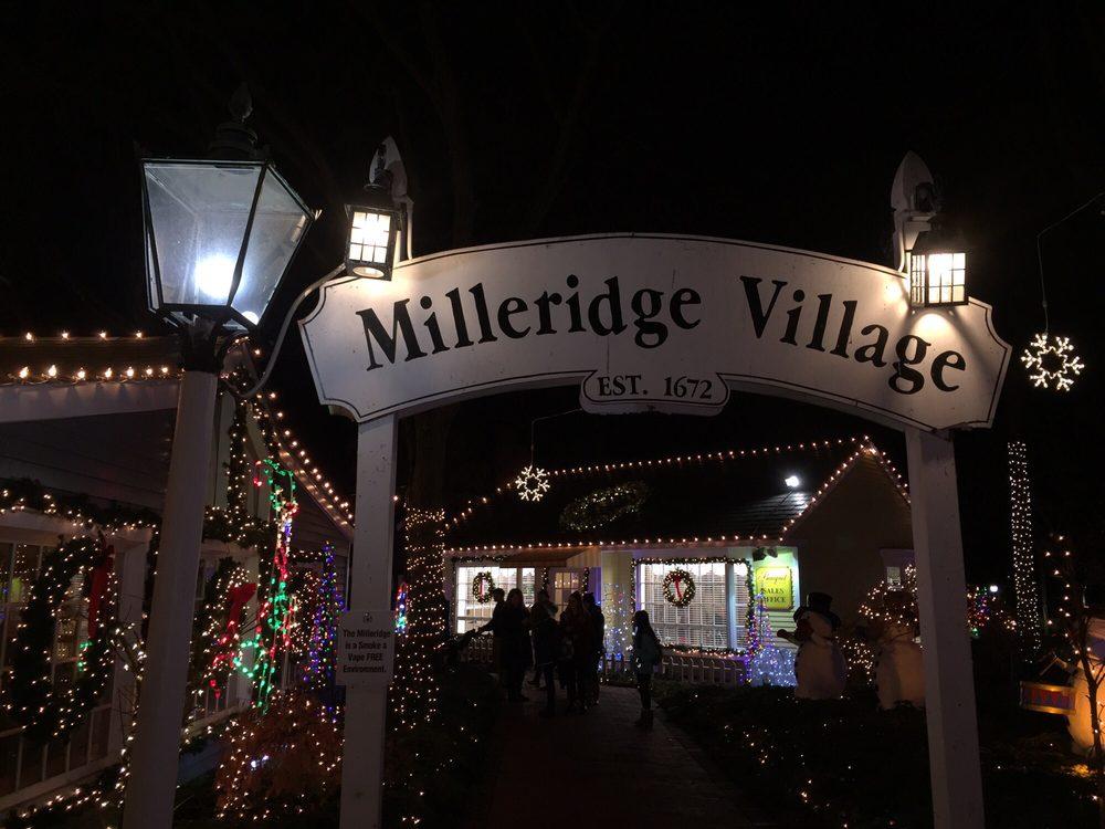 Milleridge Inn Christmas Village 2018.The Milleridge Inn 491 Photos 465 Reviews American