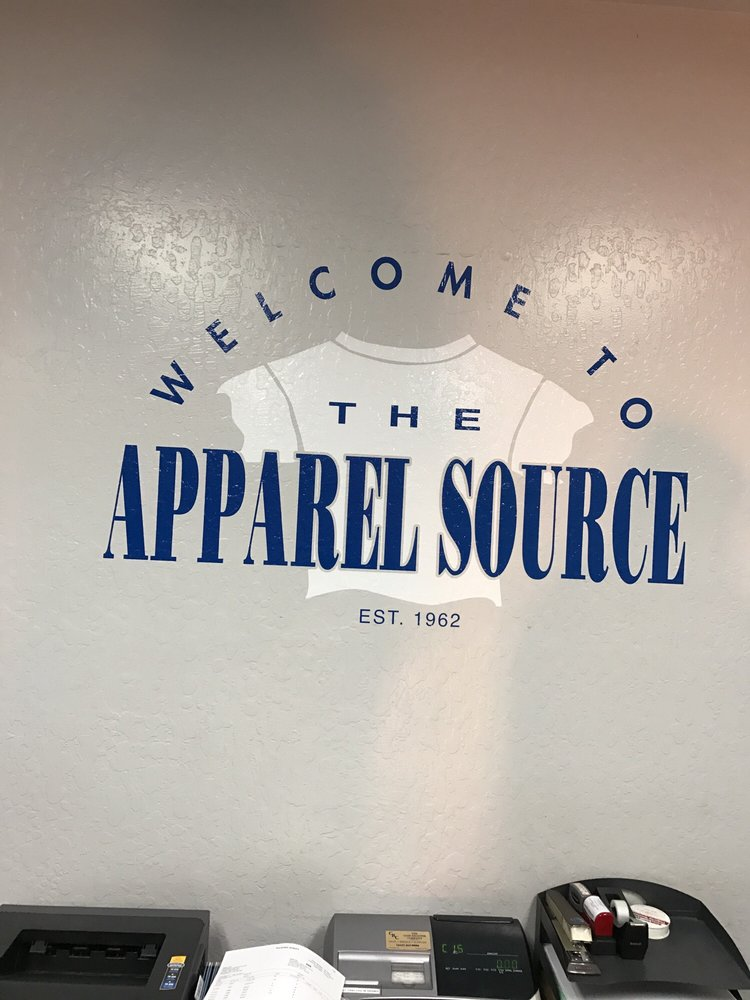Apparel Source Wholesale Distributor: 1300 West Grand Ave, Oakland, CA