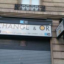 Comptoir de change op ra bureau de change 36 ave de l 39 op ra op ra paris num ro de - Bureau de change paris 4 ...