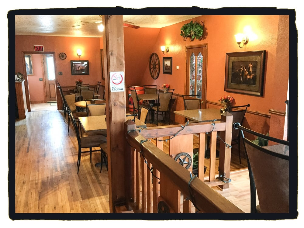 The Hungry Cowboy: 107 E Merriam St, Fort Laramie, WY