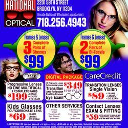 43ec4ad7e06 National Optical - Eyewear   Opticians - 2201 59th St