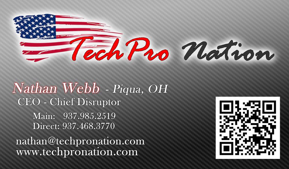 TechPro Nation: 100 N Sunset Dr, Piqua, OH