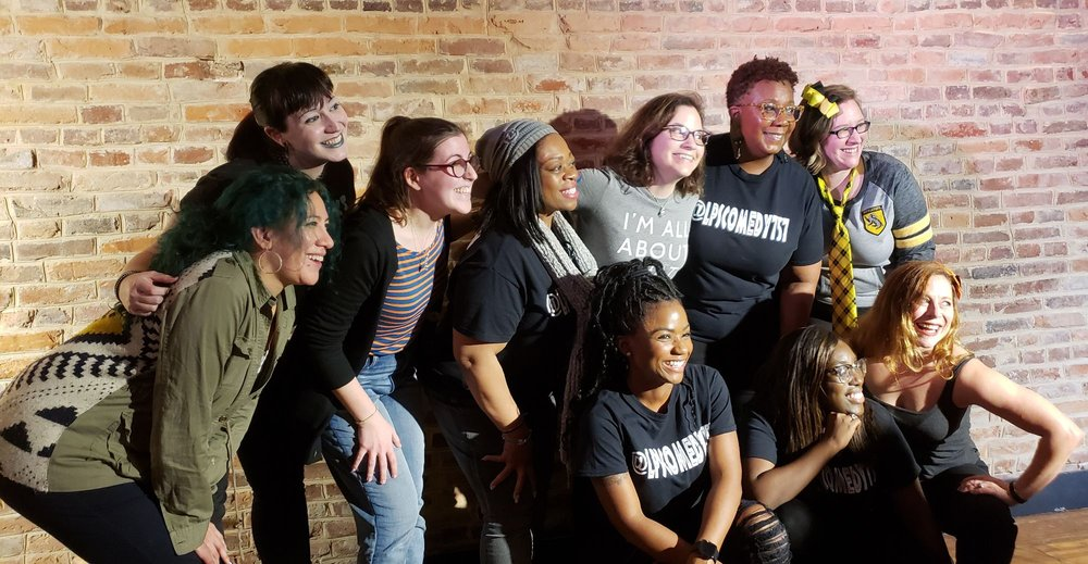 Charm City Comedy Project