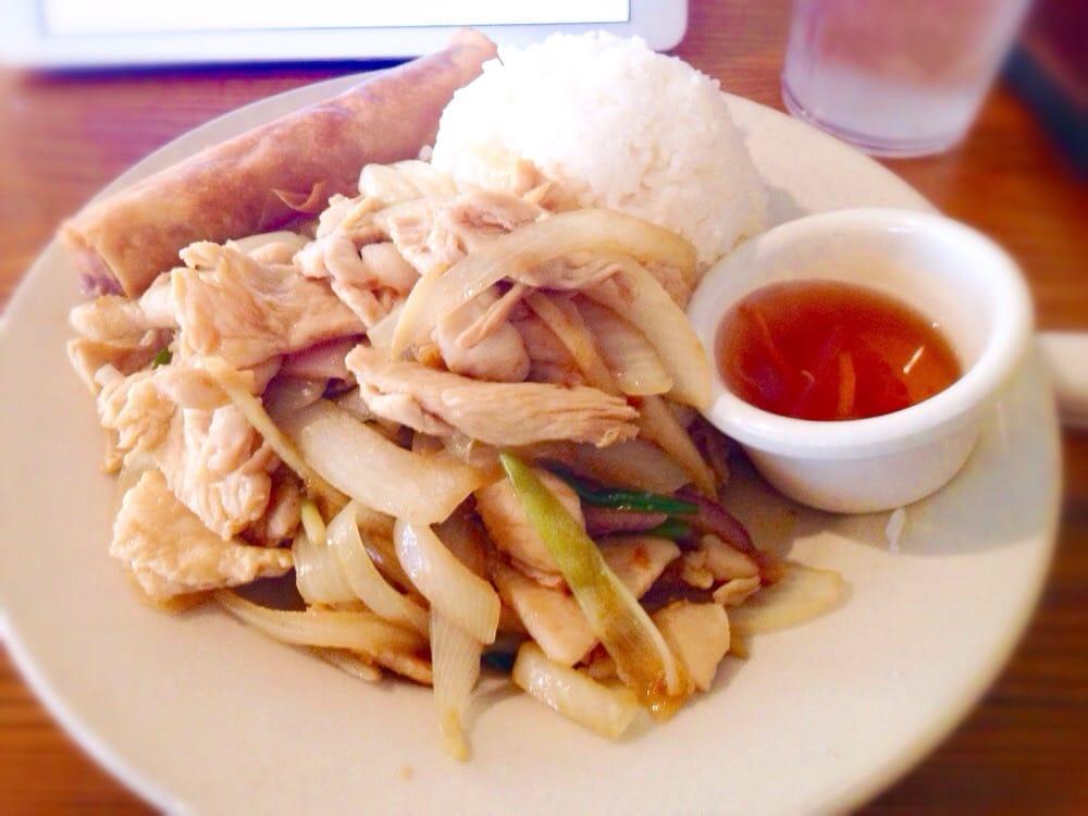 Vietnamese Restaurant Spring Garden Greensboro Nc