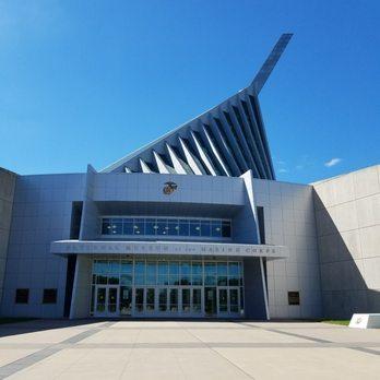 Photo Of National Museum The Marine Corps Triangle Va United States