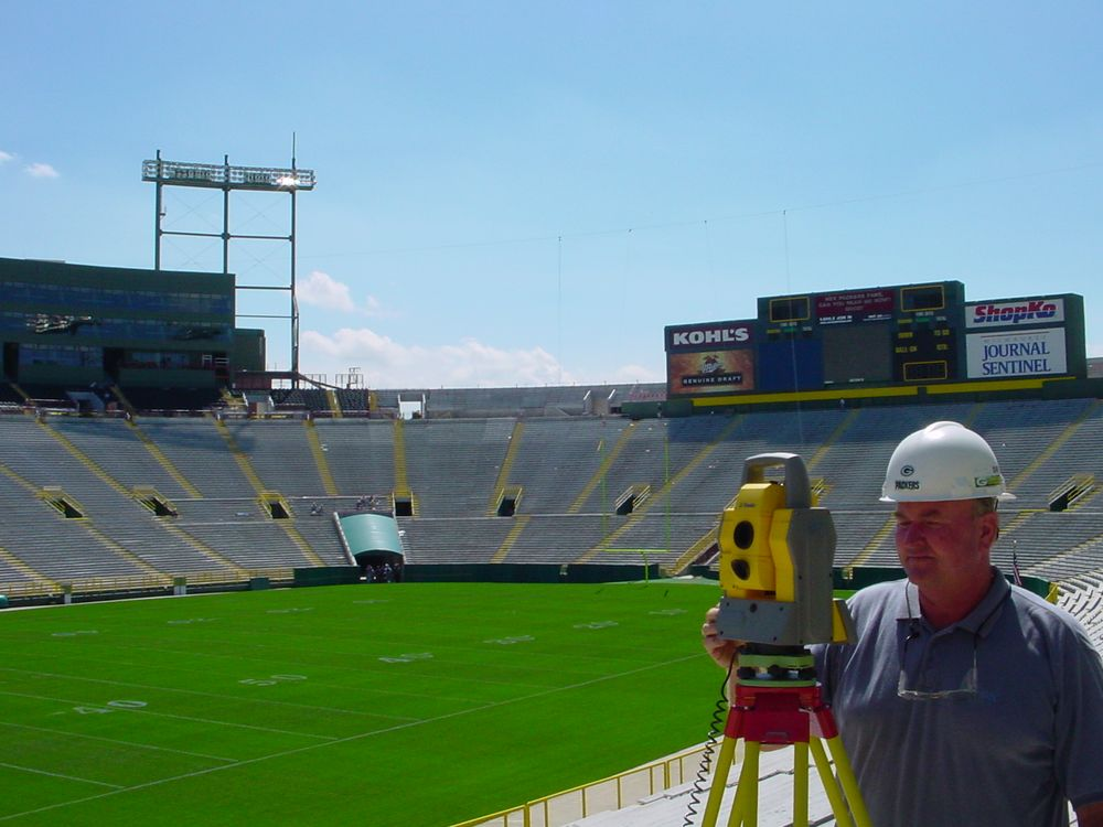Titletown Surveying: 553 Kenney St, Green Bay, WI
