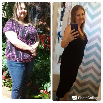 Heart attack and weight loss some instances