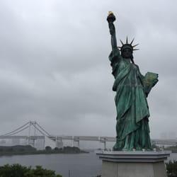 Statue Of Liberty Odaiba - 17 Photos - Landmarks & Historical Buildings -...