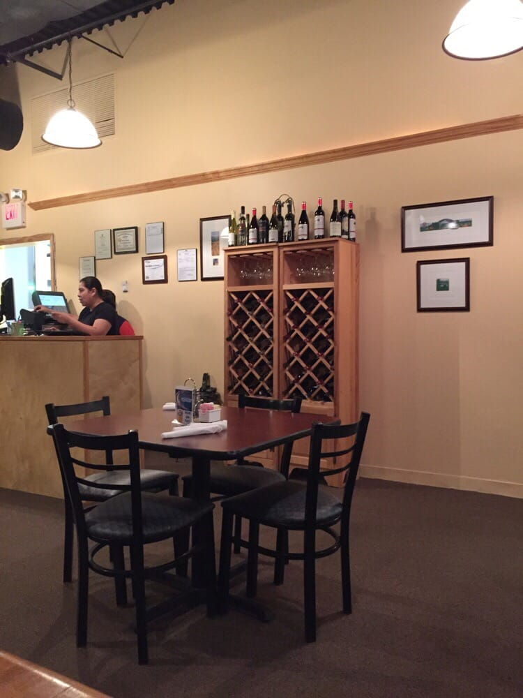 Nice selection of wine and beer yelp for Bella j cucina
