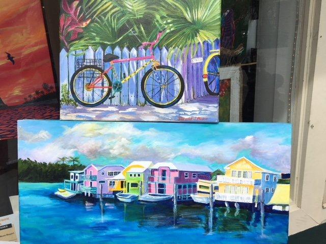7 Artists & Friends Gallery: 213 Simonton St, Key West, FL