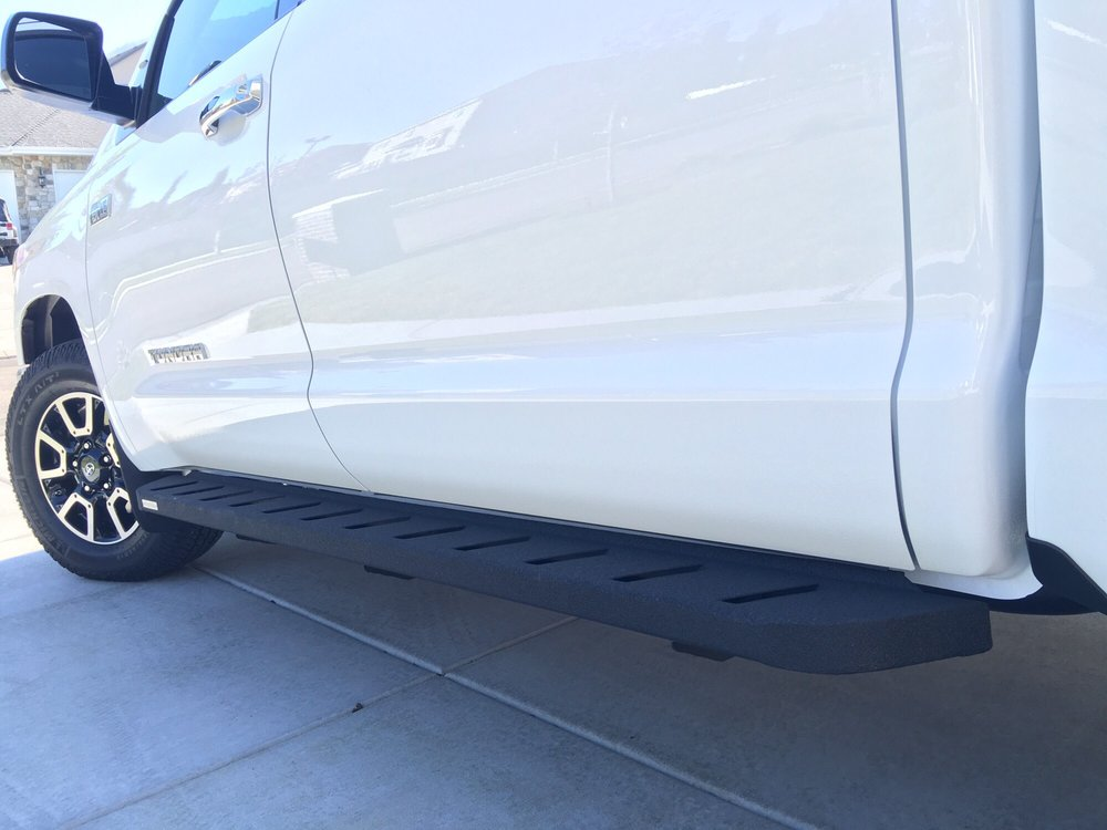 Toyota Remote Start Cost >> Go Rhino RB10 running boards installed by Laketown on a ...