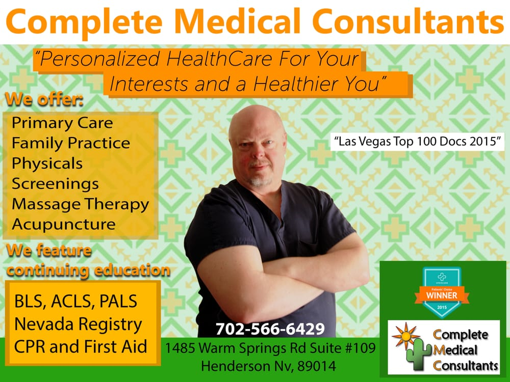 Complete Medical Consultants Closed 12 Photos 54 Reviews