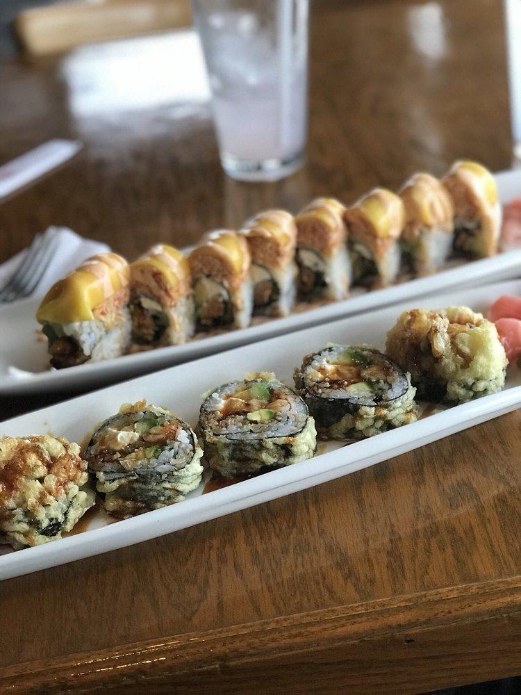 Samurai Sushi and Hibachi: 12905 Shelbyville Rd, Louisville, KY