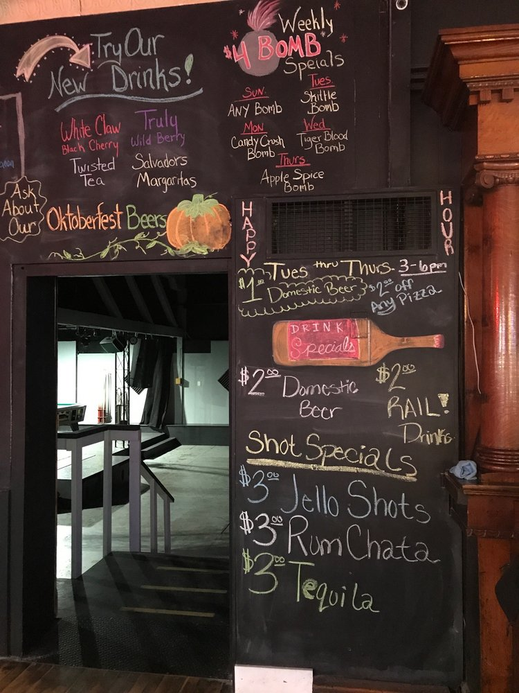 Vices Bar: 128 W Market St, Red Bud, IL