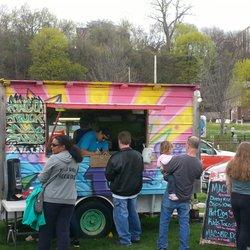 Burlington Vt Food Truck Leddy Park