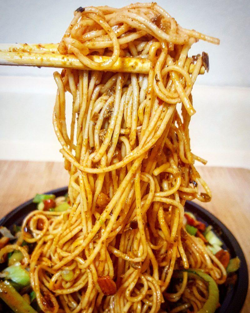 Szechwan Noodle