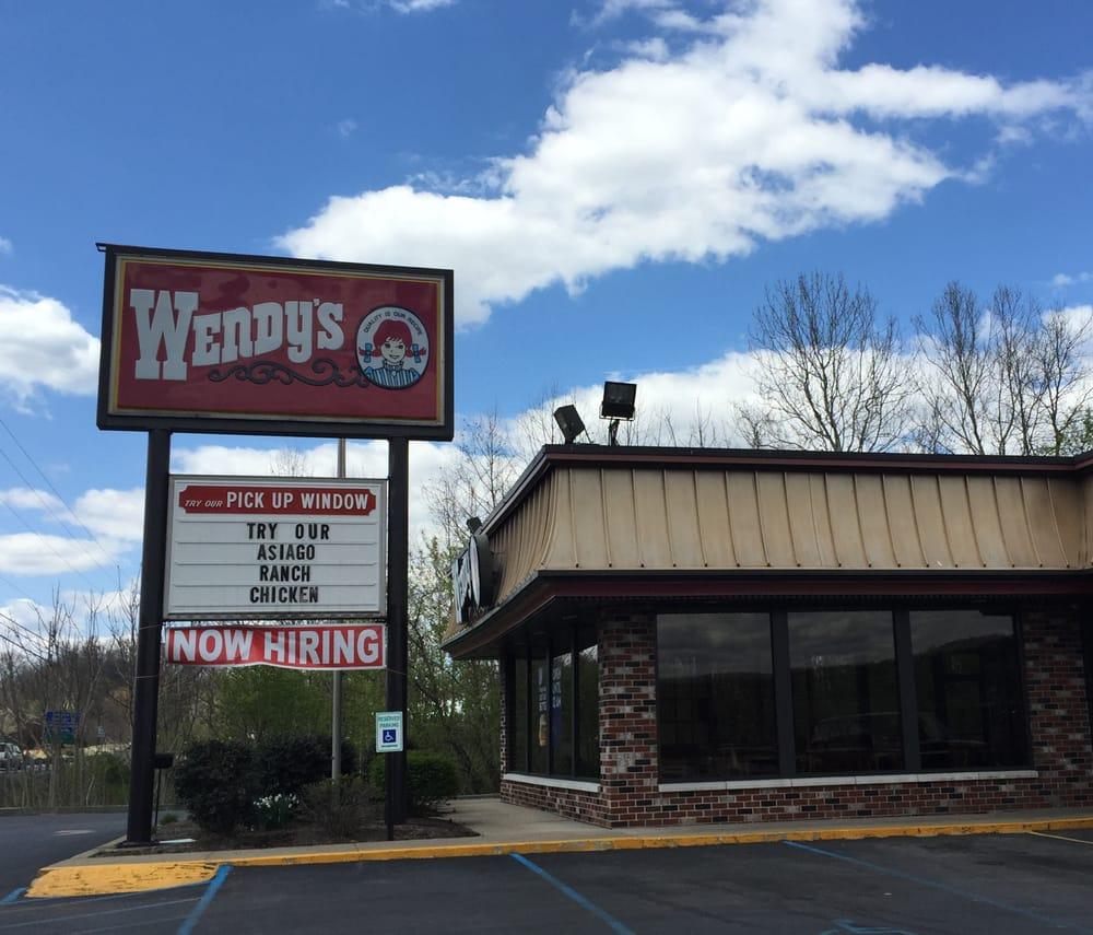 Wendy's: William Penn Hwy, Huntingdon, PA