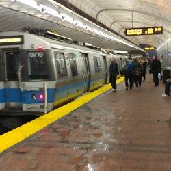 Aquarium MBTA Station - 10 Photos - Train Stations - 183