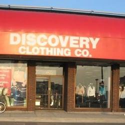 cbf65cea4c Discovery Clothing - 17 Avis - Vêtements pour femmes - 4455 N Harlem ...