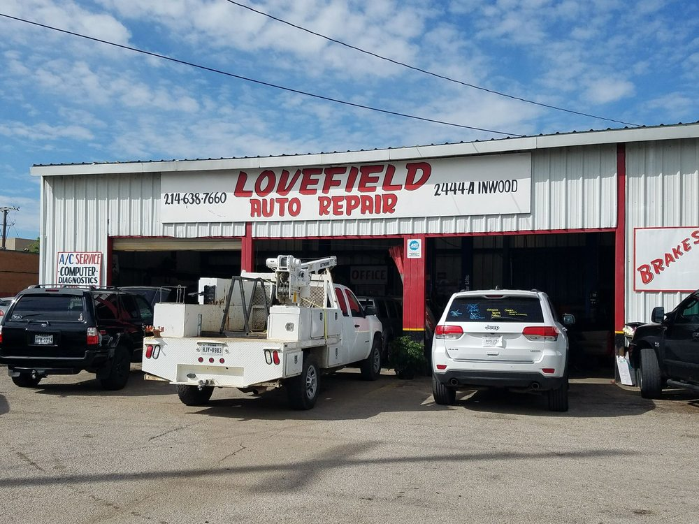 Lovefield Auto Repair