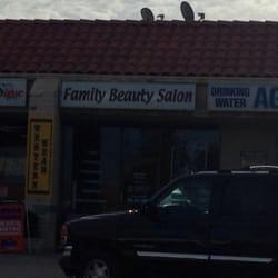 Family beauty salon fris rer 14841 7th st victorville for 7th street salon