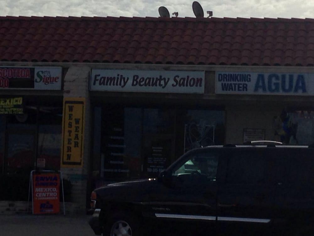Family beauty salon parrucchieri 14841 7th st for 7th street salon
