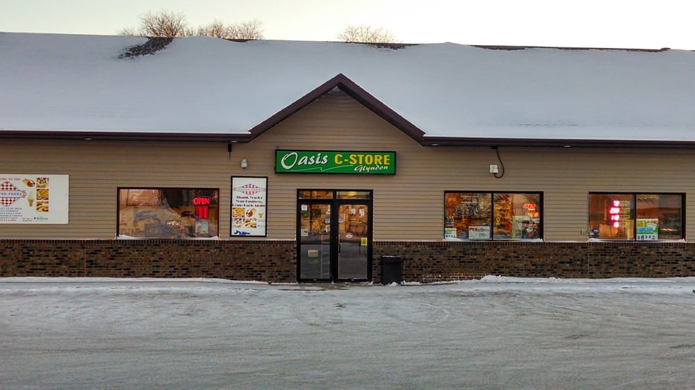Oasis: 15 State St, Glyndon, MN