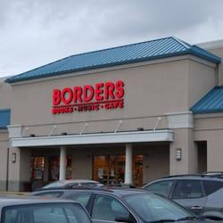 Borders Books Music Cafe Closed Bookstores 801 Bethlehem