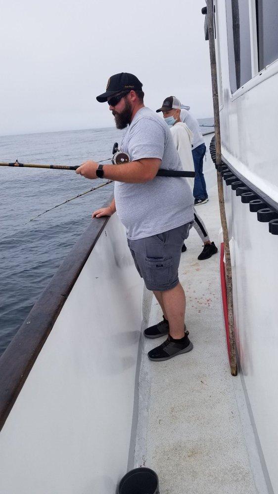 Black Pearl Sportfishing: 1169 Market Ave, Morro Bay, CA