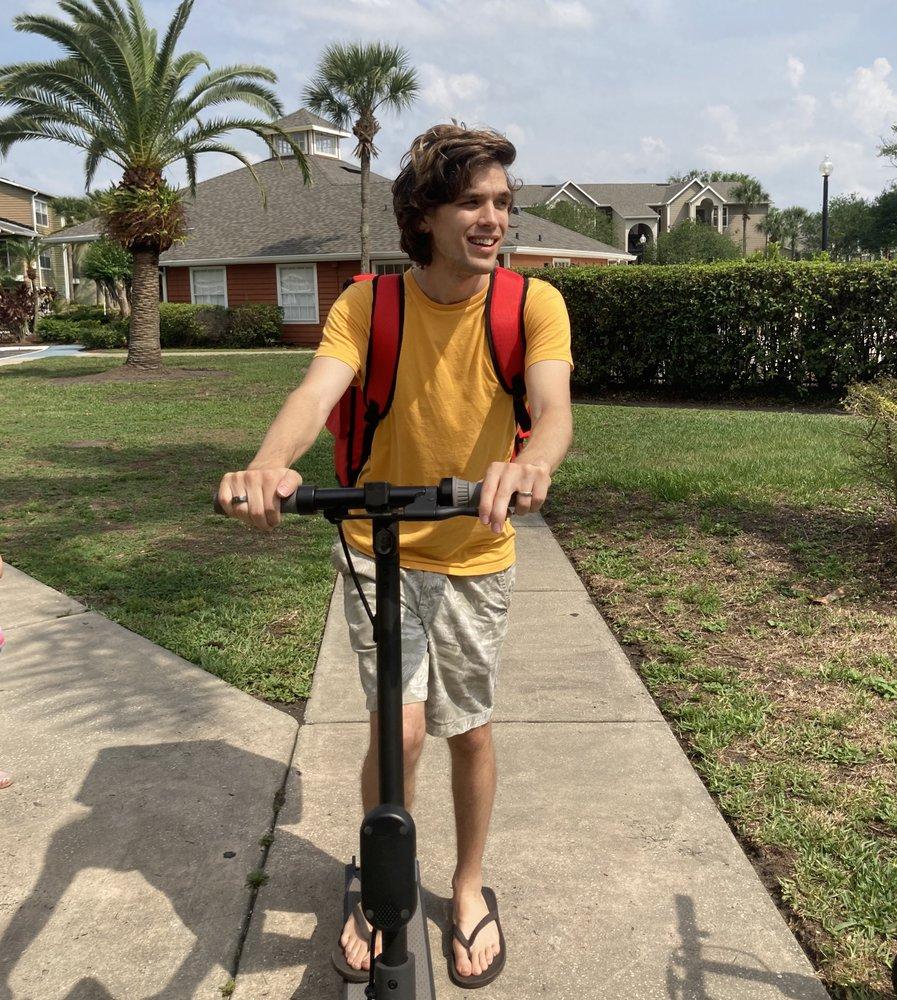Orlando Electric Scooter Rental: Orlando, FL