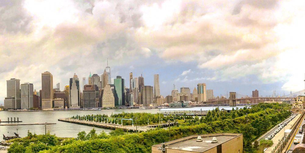 Social Spots from Brooklyn Heights Promenade