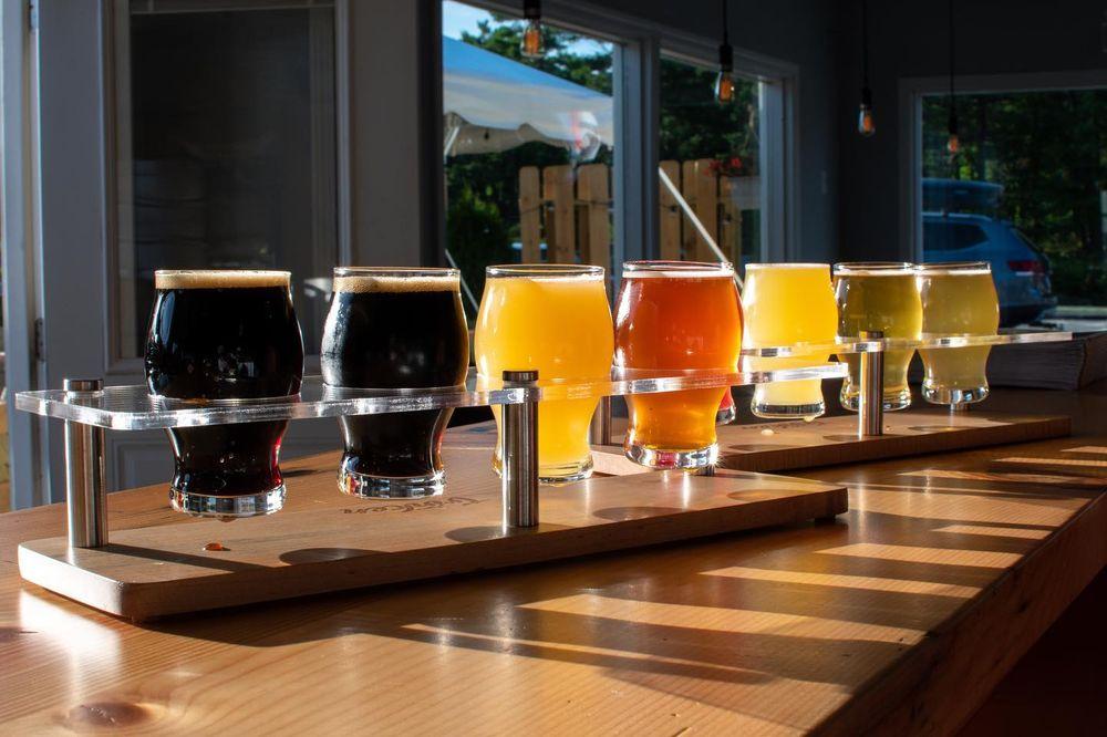 Trinken Brewing: 144 State Rd, West Bath, ME