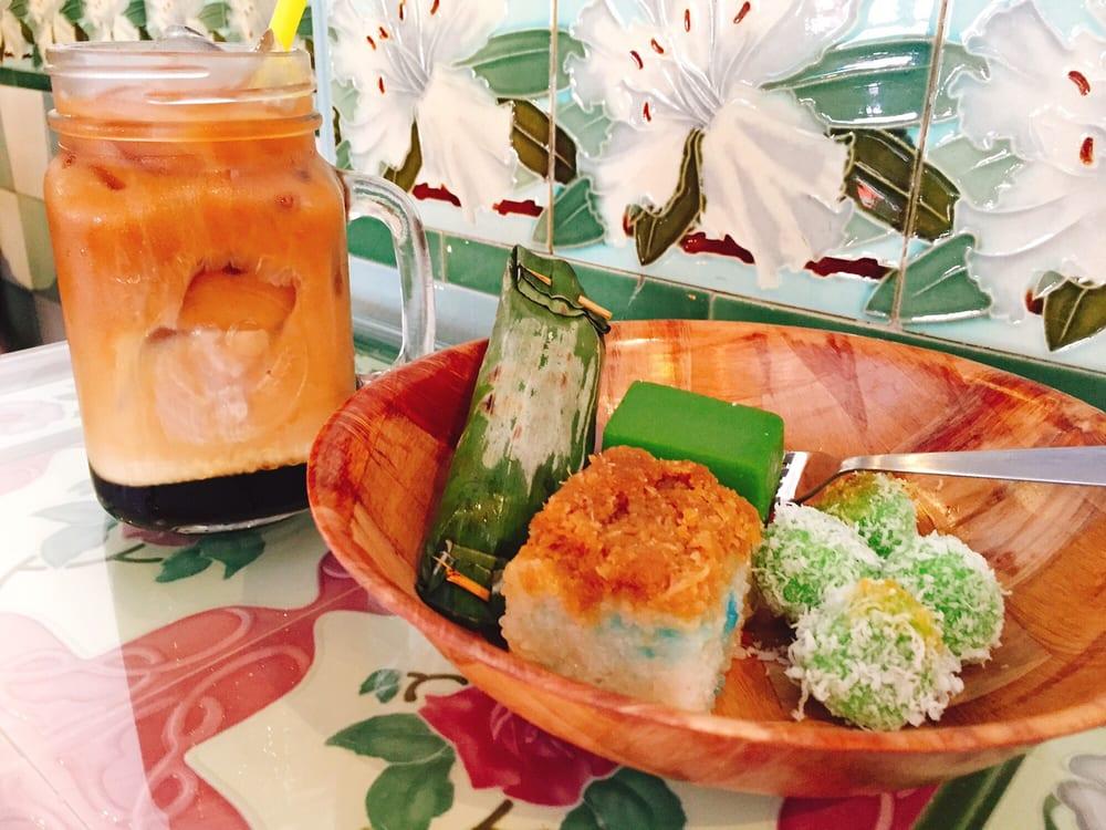 Chong Wen Ge Cafe