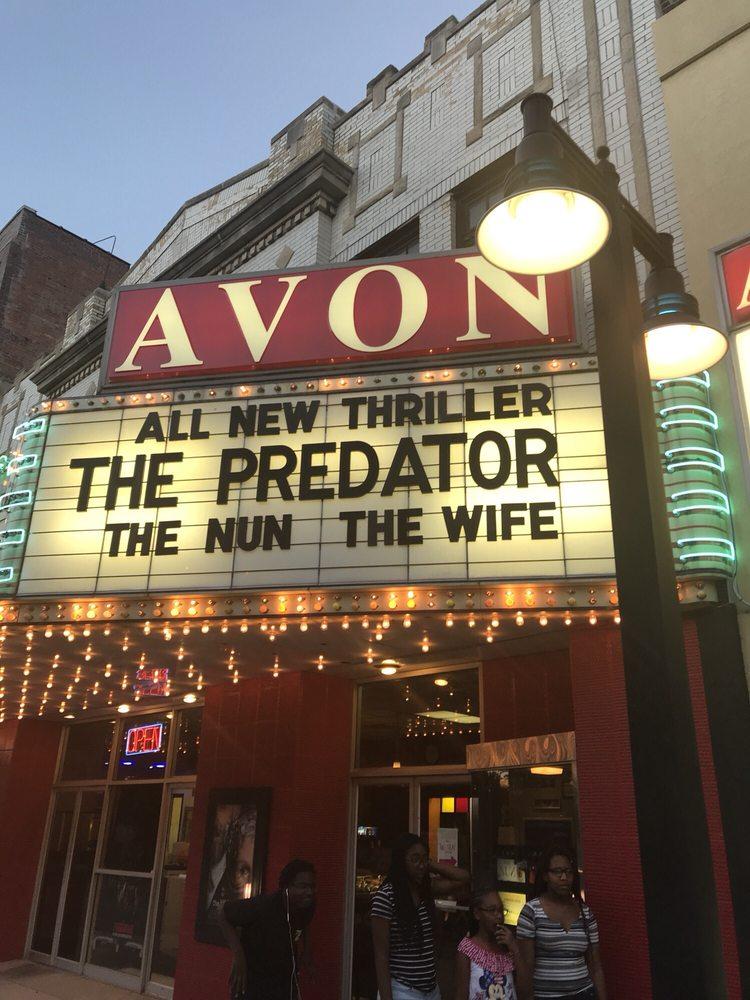 Avon Theater: 426 N Water St, Decatur, IL