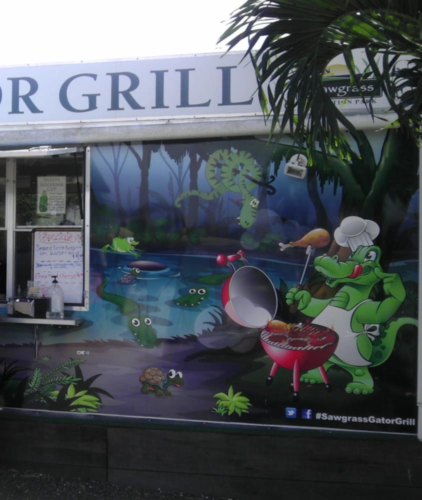 The Gator Grill