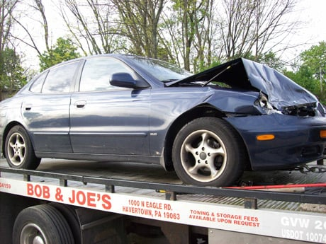 Towing business in Broomall, PA
