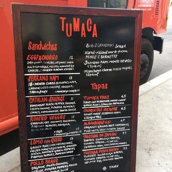 Tumaca Truck 54 Photos 40 Reviews Food Trucks Los Angeles